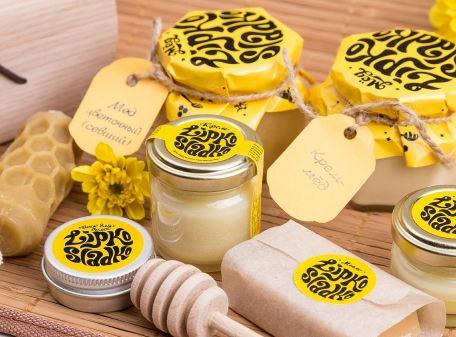 Косметический набор меда
