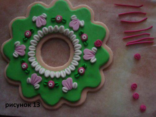 Игрушка из полимерной глины