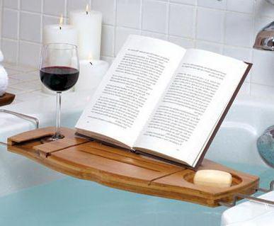 Полка в ванну