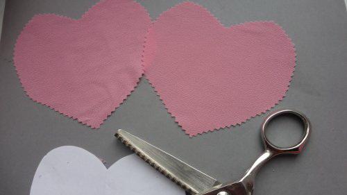 Вырезать сердце