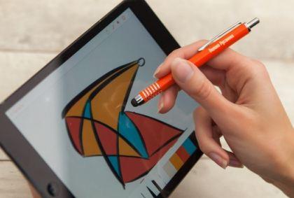 Ручка стилус тач эффект