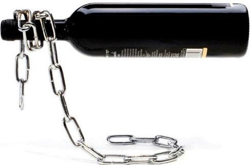 Подставка под бутылку «Невесомость»