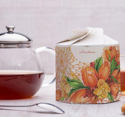 Чайный набор для солнечных людей