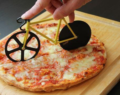 Прикольный нож для пиццы
