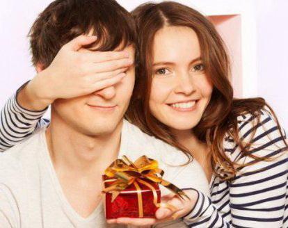 Подарок мужу 5 секретов хорошего презента