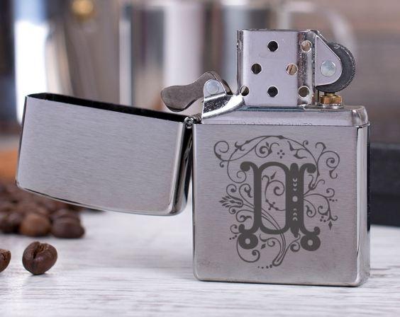 Именная зажигалка Zippo с гравировкой