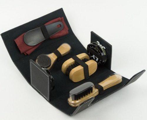 Подарочный набор для ухода за обувью Шелфилд