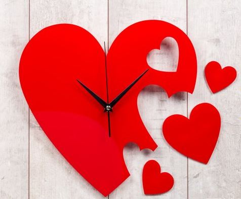 Часы сердца