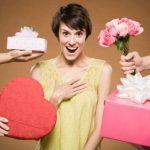 Романтичный подарок женщине на 14 февраля