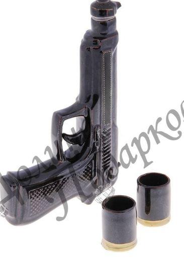 Набор для крепких напитков пистолет
