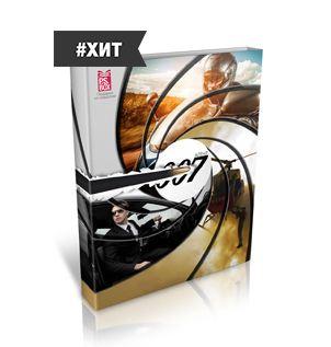 Подарок-впечатление агент 007