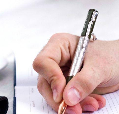 Ручка дробовик