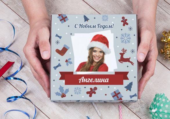 Набор конфет новогодняя сказка