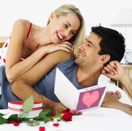 Что можно подарить мужу на 14 февраля