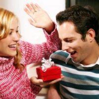 Оригинальный подарок мужчине на 14 февраля — День святого Валентина