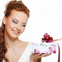 Подарок женщине до 3000 рублей