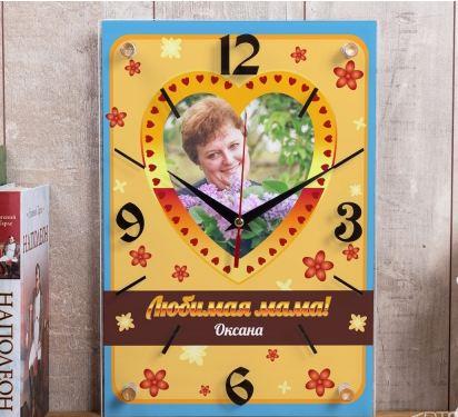 Настенные часы любимой маме