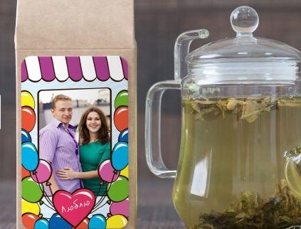 Зеленый чай люблю жену