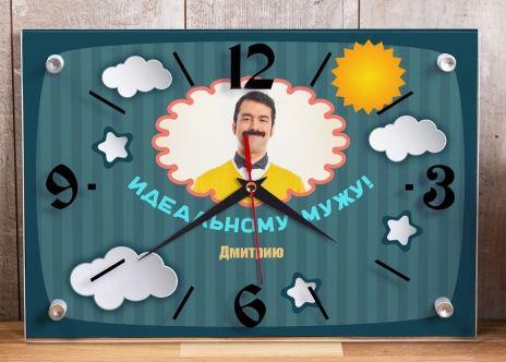 Настенные часы мужу