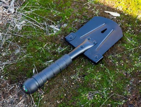 Лопата-мультиинструмент