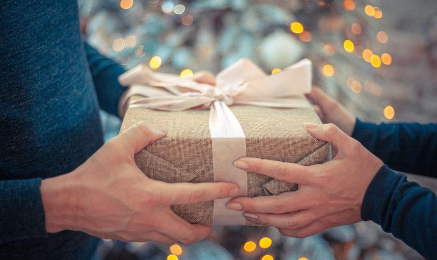 Подарок мужчине на Новый год: что выбрать и где купить