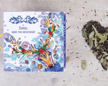 """Травяной чай """"Зимние узоры"""""""