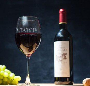 Винный бокал это любовь