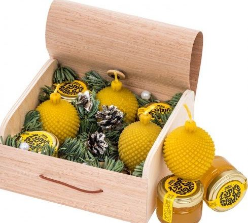 Подарочный мёд
