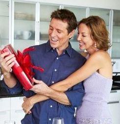 Романтичный подарок мужу на 14 февраля
