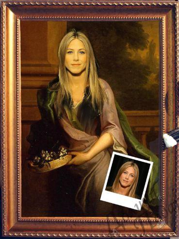 Портрет женщины по фото