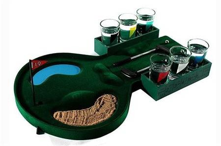 Алкогольный гольф