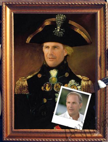 Портрет адмирал