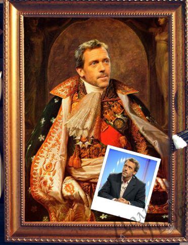 Портрет по фото Наполеон