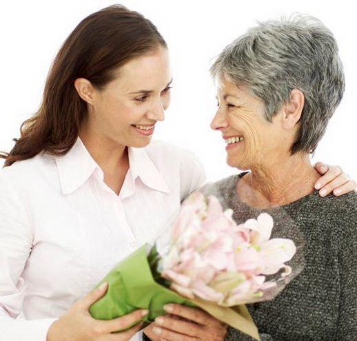 Что подарить свекрови на 60 лет