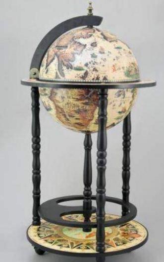 Глобус бар мир приключений
