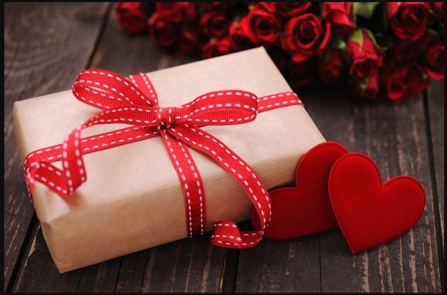 Романтичные подарки
