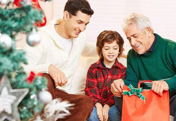 Подарки отцу на Новый год