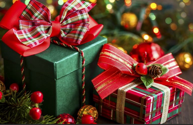 Новогодний подарок зятю