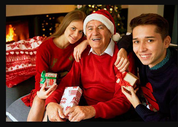 Что подарить дедушке на Новый год 2020?
