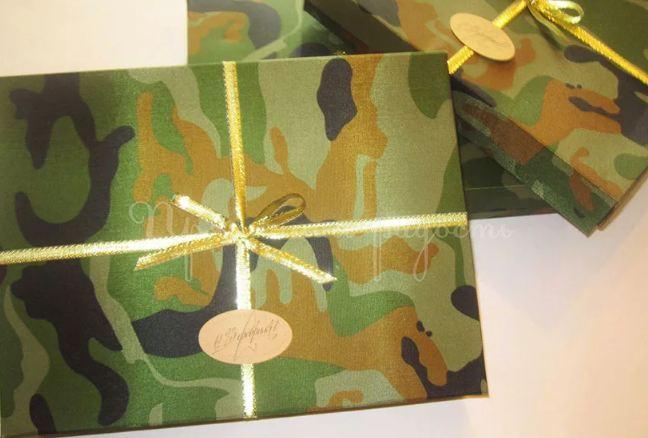 Подарок тестю на день защитника отечества