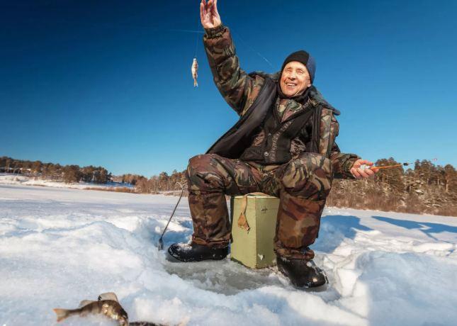 Рыболову или охотнику