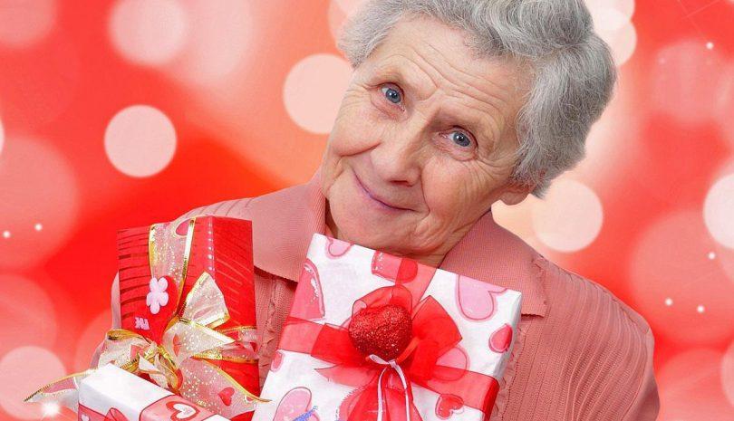 Подарок Бабушке На 8 Марта От Внучки