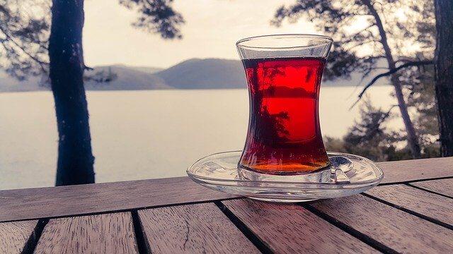 Чай из Турции
