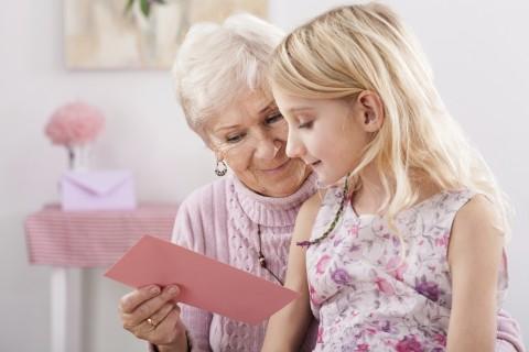 Подарок любимой внучке