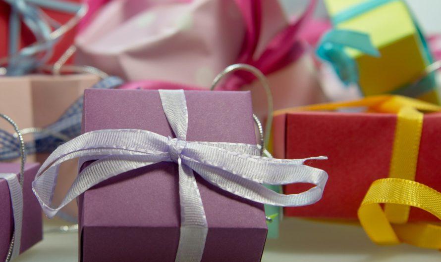Подбираем подарок для любимых