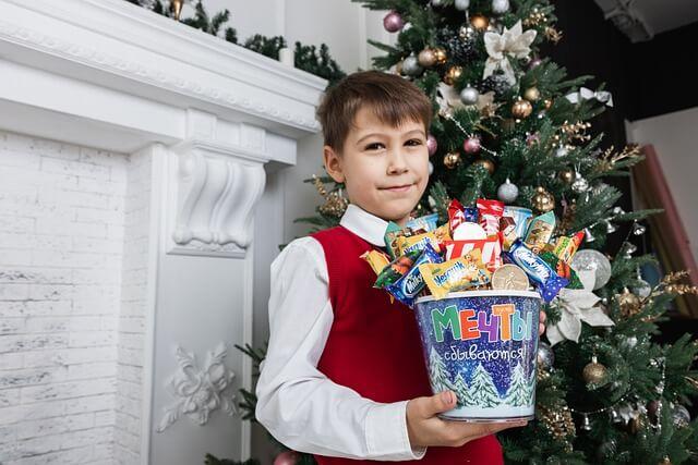 Подарки для мальчиков