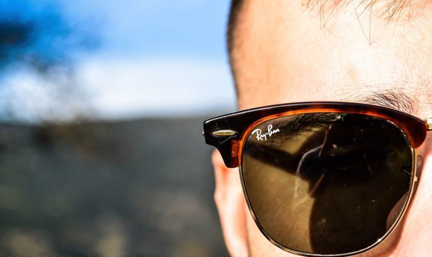 Солнцезащитные очки-как выбрать