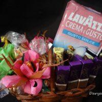 Мастер-класс по созданию конфетно-букетной композиции своими руками