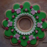 Ёлочная игрушка из полимерной глины – мастер-класс